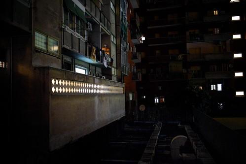 """281/365 - """"Night Walking"""" nr.8 by Luca Rossini"""