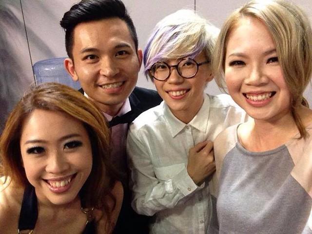 SHA - with Freshmen + Chi Sheng
