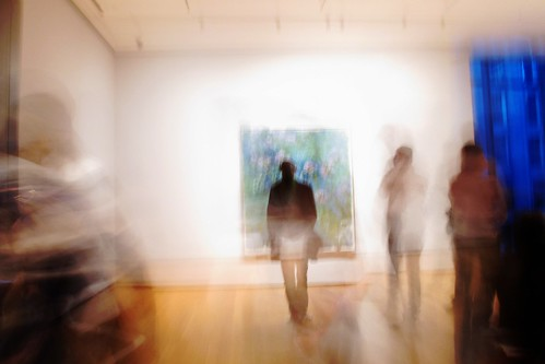 Ghosts in MoMA