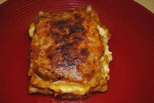 single serving baked cheese lasagna (5)