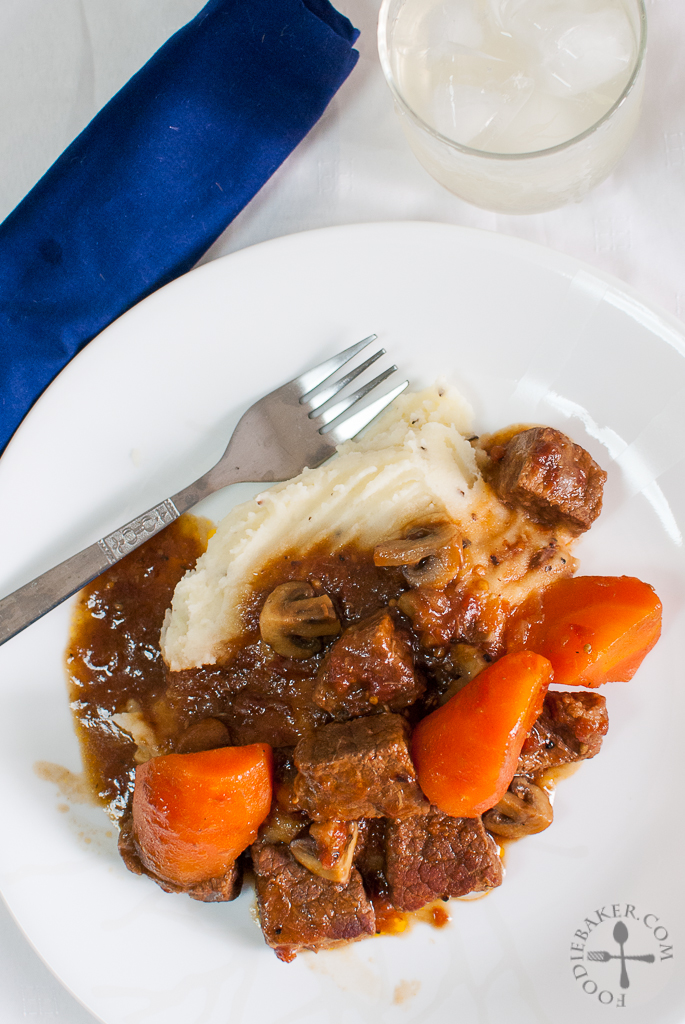 Jamie Oliver's Beef and Guinness Stew