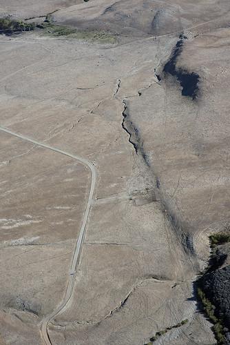 california nature flats burro sanandreasfault fault geology sanandreas banning saf geomorphology aerialphotograph riversidecounty scarp sangorgoniopass splayfault