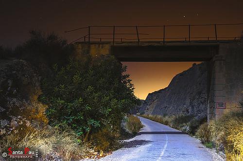 ¿Este es el camino a Mordor? / Is this the way to Mordor?