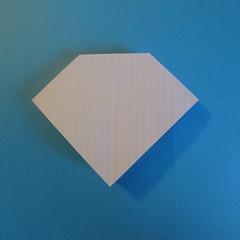 วิธีการพับกระดาษเป็นโบว์หูกระต่าย 010