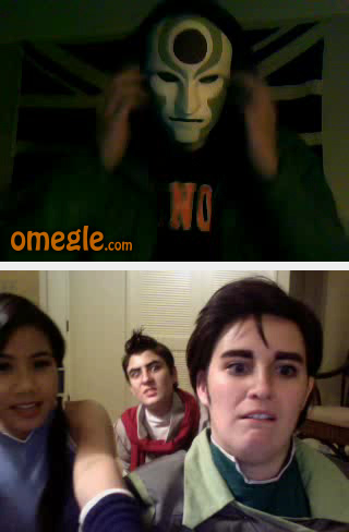 Omegle screenshot 23613