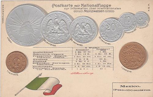Hugo Semmler coin card