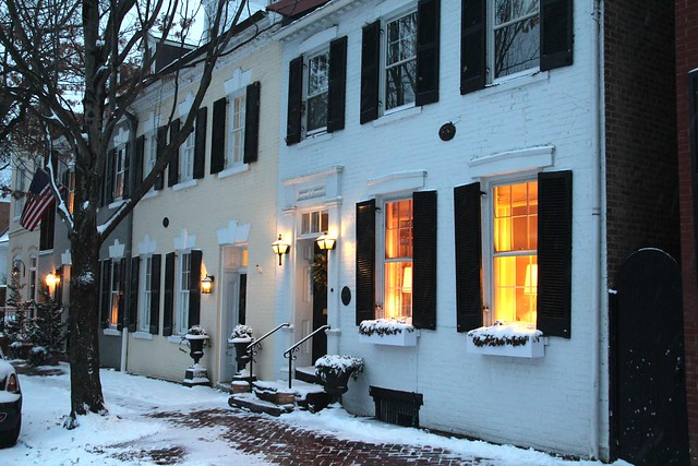 A winter wonderland in old town alexandria old town home for 63 alexandra terrace harbourlink warehouse