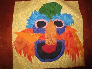 Floyd Muppet