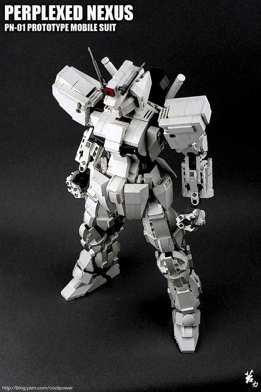 0003 LEGO GUNDUM TYPE-PN-01