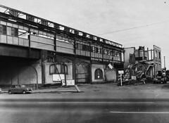 Demolition of Port Adelaide Railway Station building