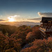Panoramic view of kyoto by : : T O N I : :