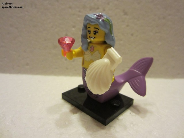 Minfig série 12 Marsha, la reine des sirènes