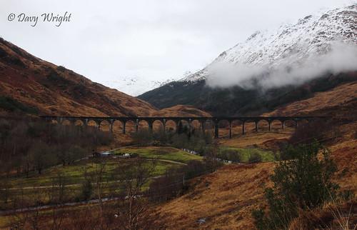 canon scotland highlands harrypotter sigma viaduct glenfinnan fortwilliam monarchoftheglen lochaber mallaig 600d