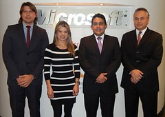 Softline Group Colombia, Partner LAR de Microsoft