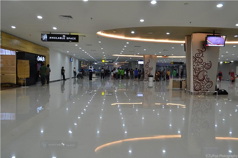 Juanda Int'l Airport, Surabaya, Indonesia | Flickr.com