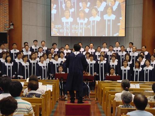 2006하단교회교환찬양