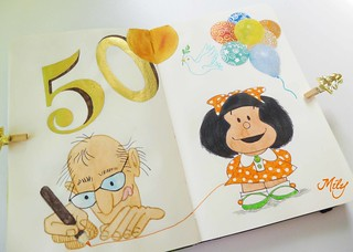 Happy Birthday 50 Mafalda !!!