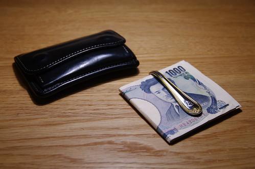 PSYCHIC MONEY CLIP
