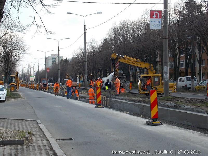 Traseul 102, etapa I: Bucla Nord ( Sp. Județean ) - Intersecție Republicii - Pagina 2 13506735764_fb8112a6bf_c