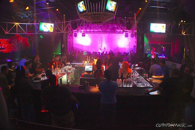 Cosplay Deviants party at MegaCon 2014