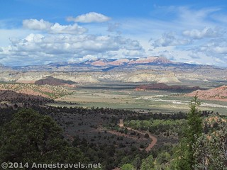 Grand Staircase-Escalante is a National Monument, but because it is administered by the BLM, free-range camping is allowed
