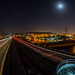 110 Freeway, LA River by spencer_r_allen