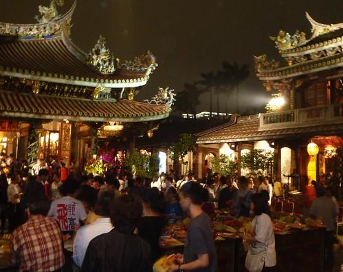 Taiwan-Taipei-Temple-Bao-an (260)