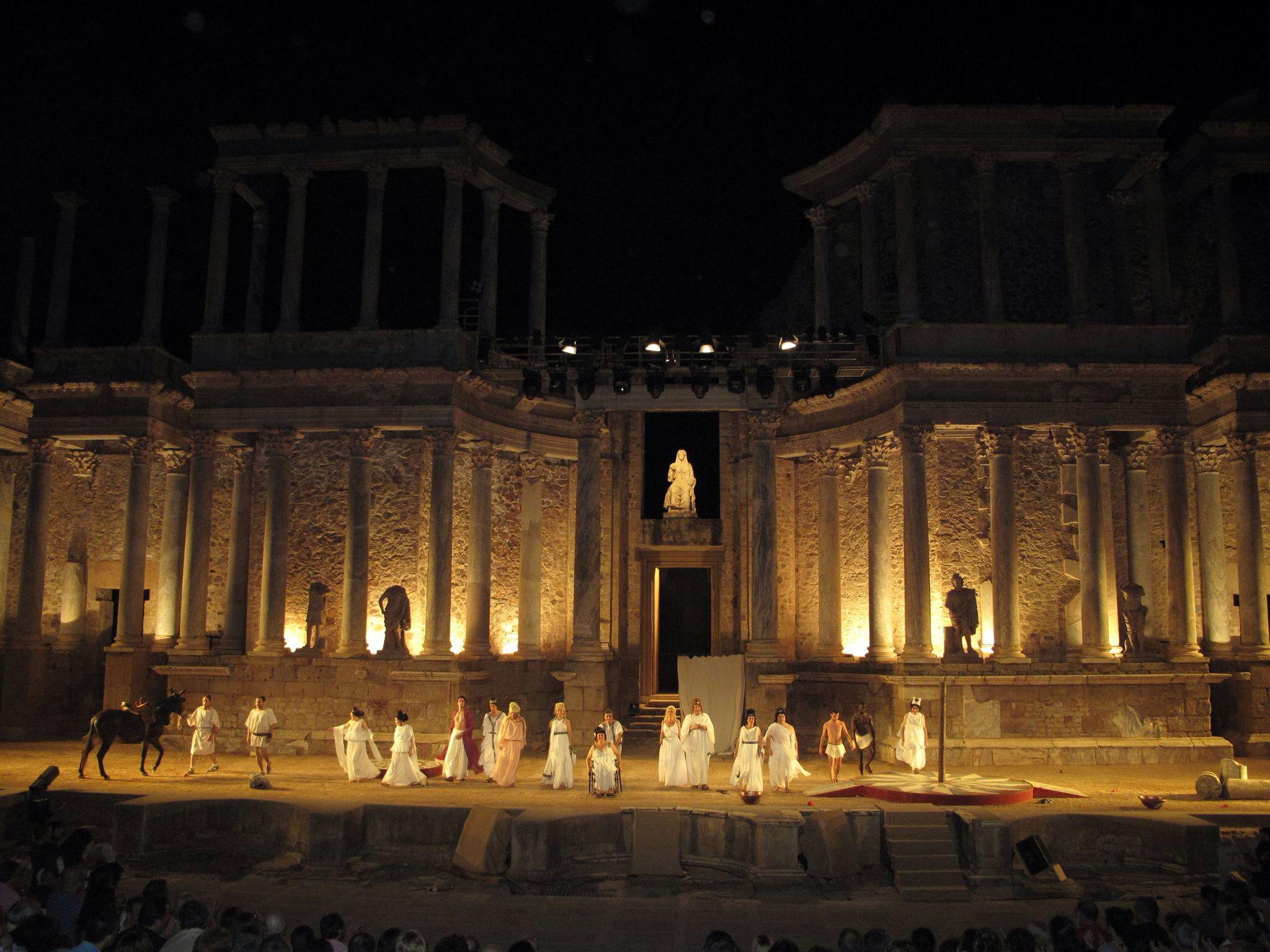 Tesmoforias de Aristofanes_festival teatro merida_blog