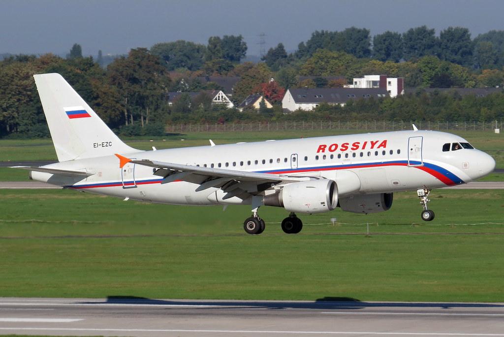 EI-EZC - A319 - Volotea