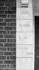 The house of friendship