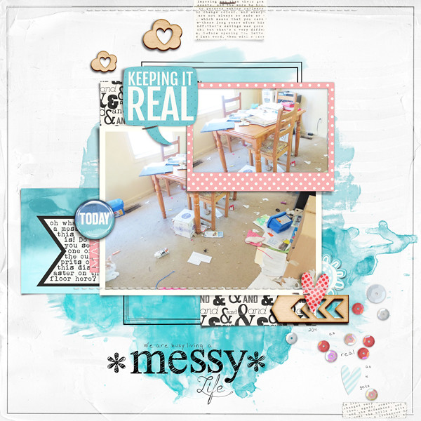Messy Life