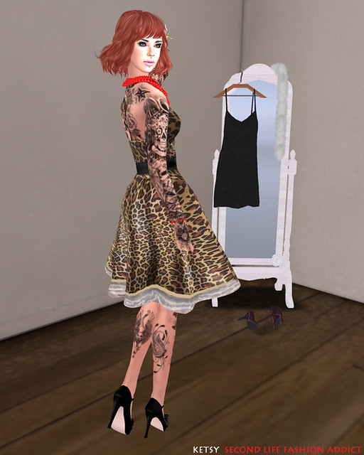 Berry's 20 Questions About SL Meme - New Post at Second Life Fashion Addict