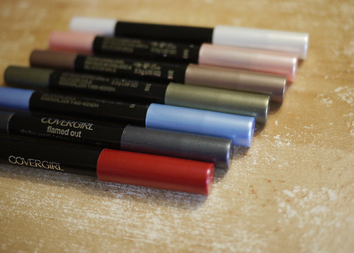 CoverGirl Shadow Pencils