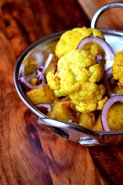 Recipe for Aloo Gobi
