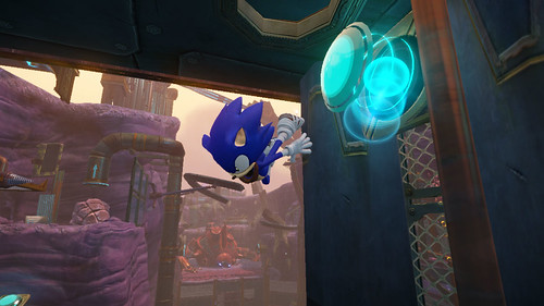 Sonic Boom: Rise of Lyric - E3 Screenshots