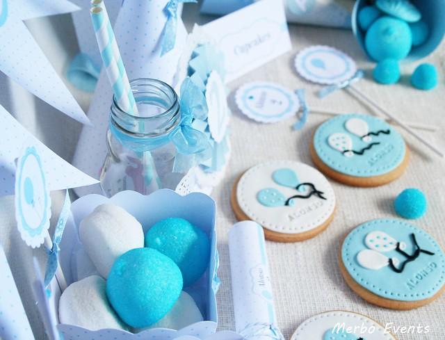 Decoración cumpleaños Infantil Merbo Events