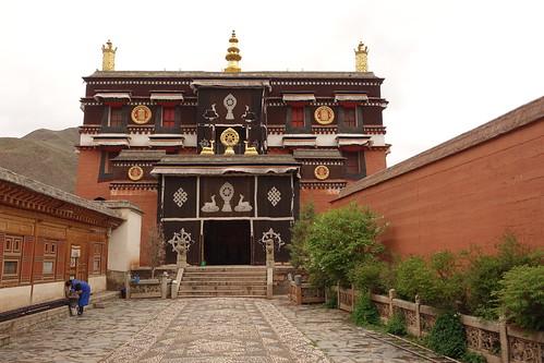 Xiahe et le monastère Labrang