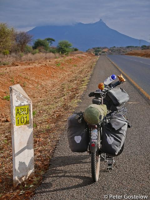 101km to Arusha