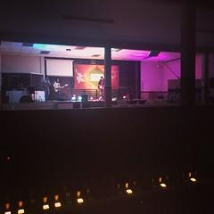 Eletrochurch na Comunidade Apostólica Cura em Campo Largo-PR. www.facebook.com/eletrochurch  #eletrochurch #rock #indie #alternative #live #cac #worship #church #campolargo #paraná #instaband #instamusic #delay #comunidadecura #mda #avivajovem #nofilter #