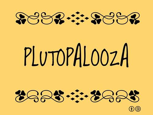 Buzzword Bingo: Plutopalooza @NASANewHorizons @NewHorizons2015 @Alex_Parker @NASA @stuartgary @universetoday @ABCstarstuff  @PercivalLowell @AstronomyMag #WOTY #PlutoFlyby #YearOfPluto