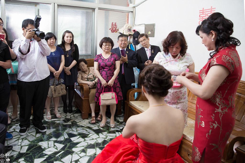 婚禮紀錄-高雄-展誠&鳳綿-文定午宴 X 吉喜海鮮餐廳 (42)