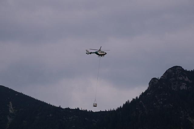"""Feuerwehreinsatz """"Waldbrandgefahr"""" bei Oberau am 07.08.2015"""