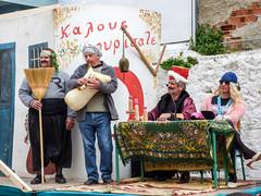 Carnival in Samos