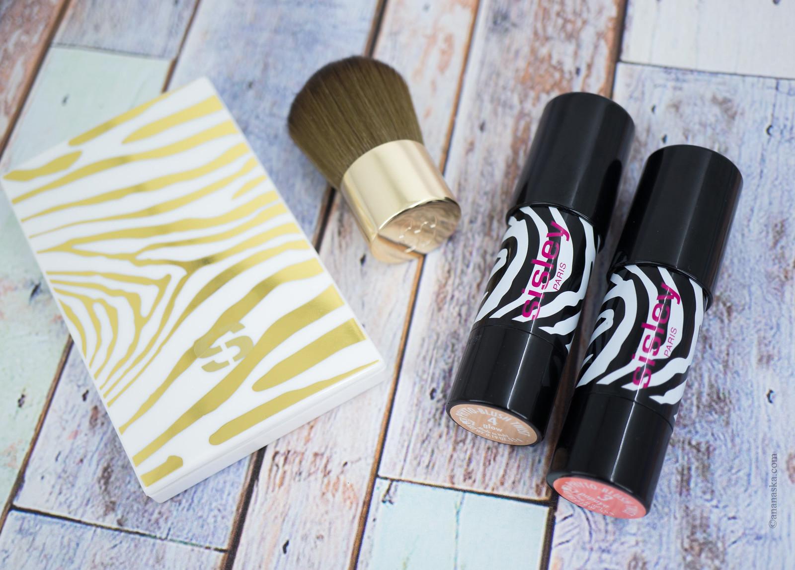 Sisley Phyto-Blush Twist, Sisley Phyto-Touche Sun Glow Powder