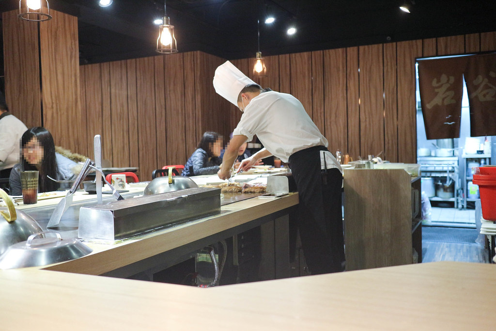 IMG_7257岩谷新鐵板料理Rock Valley-台北信義總店 (4)