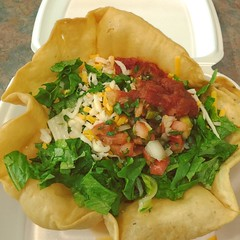 taco salad #tacotuesday