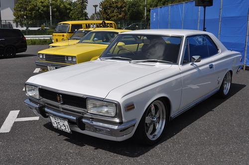 1968-1971 TOYOTA CROWN 2-door hardtop coupe