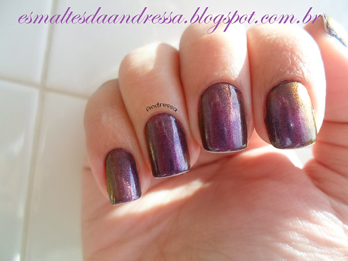 Passe Nati - Violeta e Up Colors - Cromoterapia