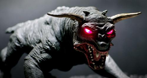 Zuul Terror Dog (NECA)
