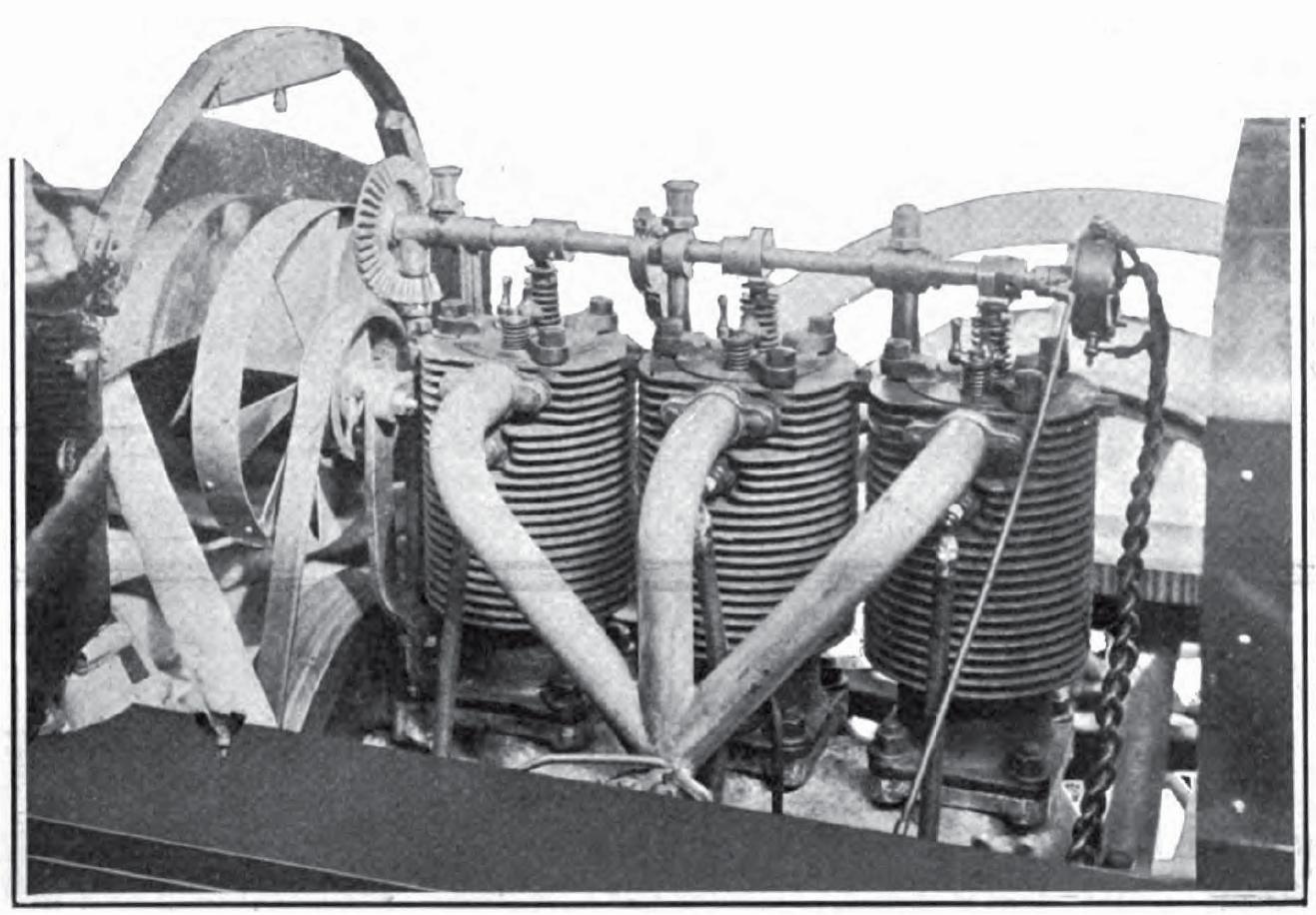 Ariel 3 cylinder